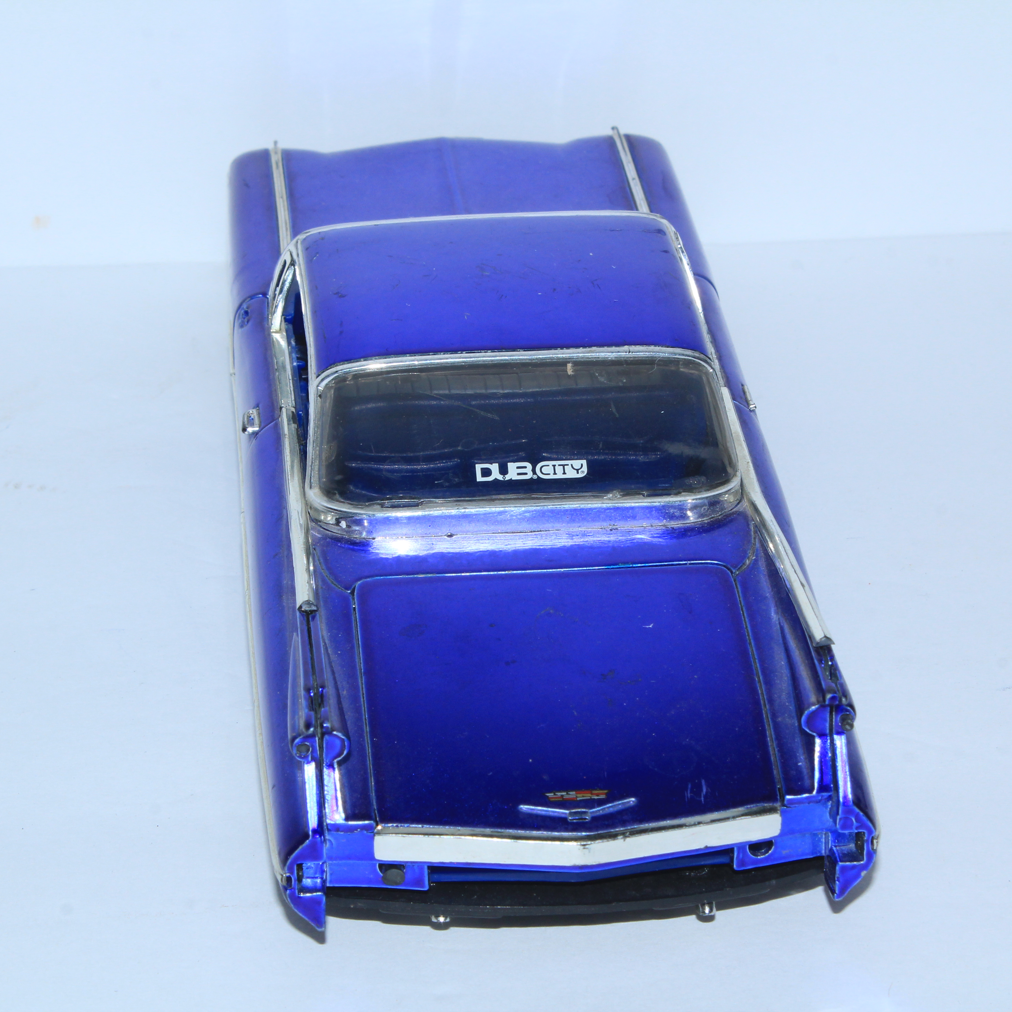 """1959 Cadillac Coupe Deville Collectible, 9.5"""" Diecast"""