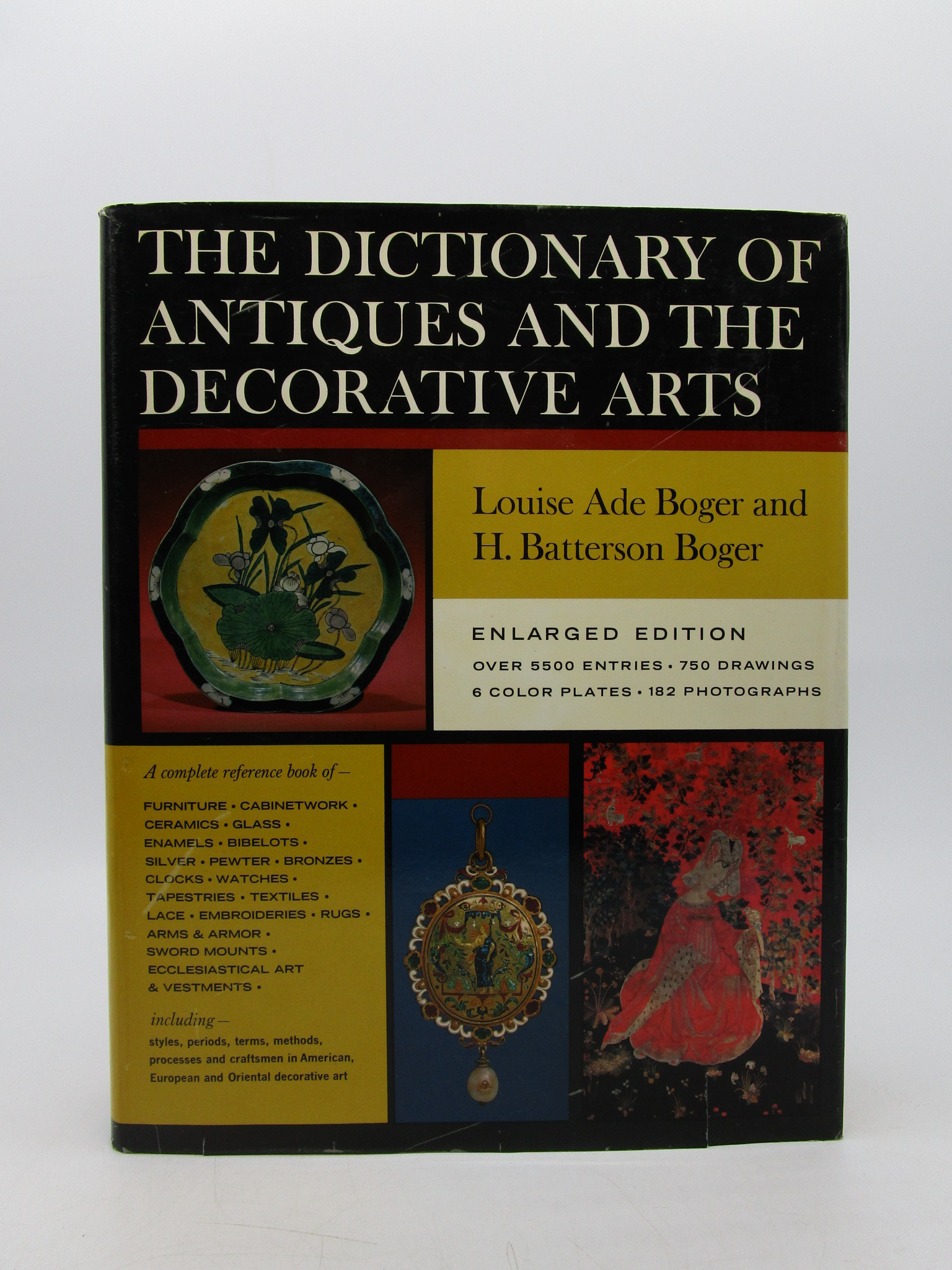 Image for The Dictionary of Antiques and the Decorative Arts