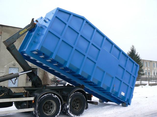 контейнер для вывоза металлолома