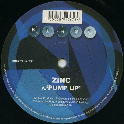 Download Zinc - Pump Up / Japache mp3