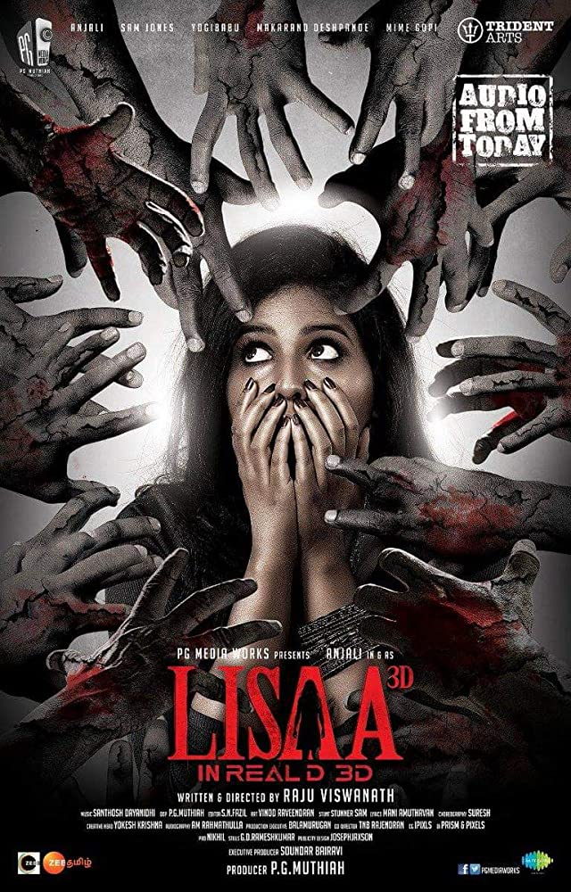Lisaa (2020) Hindi Dubbed 720p HDRip Esubs DL