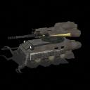 2 Vehículos militares futuristas Tanque-Anducense-o