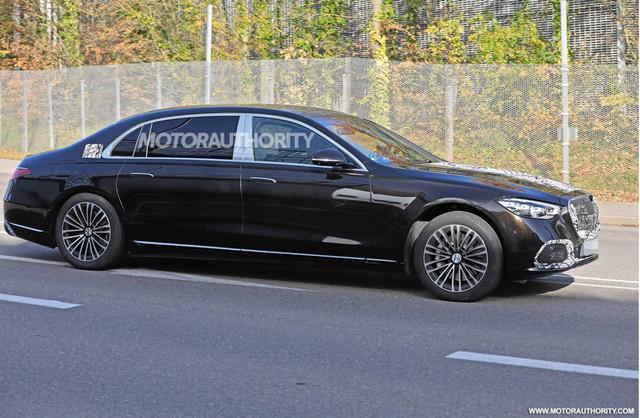 2020 - [Mercedes-Benz] Classe S - Page 22 60-E65-BC3-5-BC0-4086-B821-4-E5-BAC7-FB874