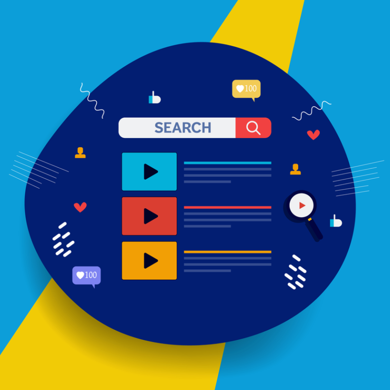 Latest videos by search term