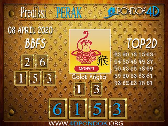 Prediksi Togel PERAK PONDOK4D 08 APRIL 2020