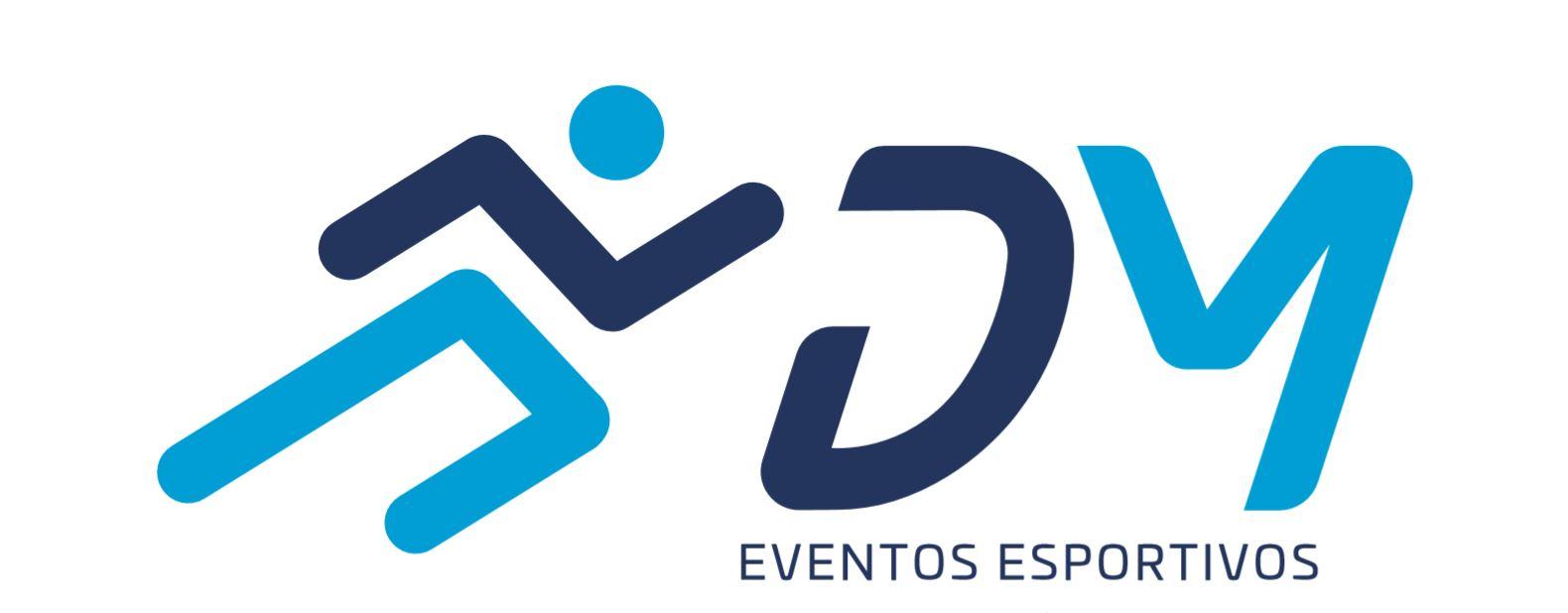 Logomarca DM Eventos Esportivos