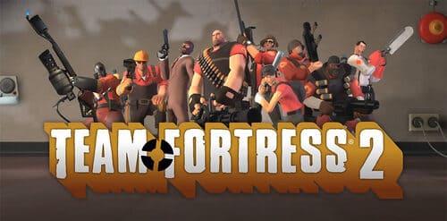 Melhores jogos grátis para PC.  Team Fortress 2
