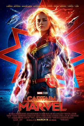 Captain Marvel 2019 Download English 720p