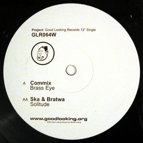 Download Commix / Ska & Bratwa - Brass Eye / Solitude mp3