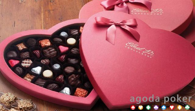 Siapa Sangka, Makanan Khas Valentine Sehatkan Jantung