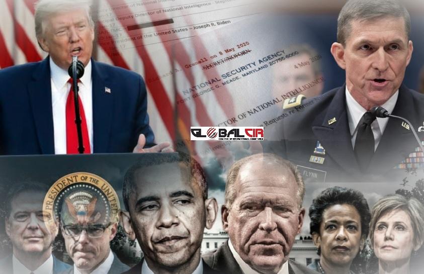 RAZOTKRIVANJE NAJVEĆE OBAVJEŠTAJNO-POLITIČKE AFERE U NOVIJOJ HISTORIJI SAD-a: Da li je Obamina administracija zloupotrijebila obavještajne službe za pokušaj svrgavanja izabranog predsjednika Donalda Trampa?!