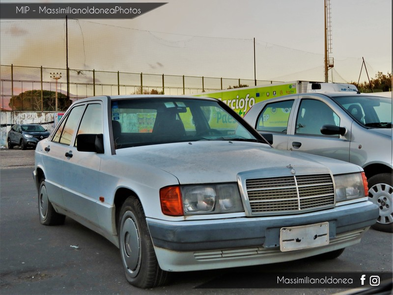 Auto Abbandonate - Pagina 9 Mercedes-W201