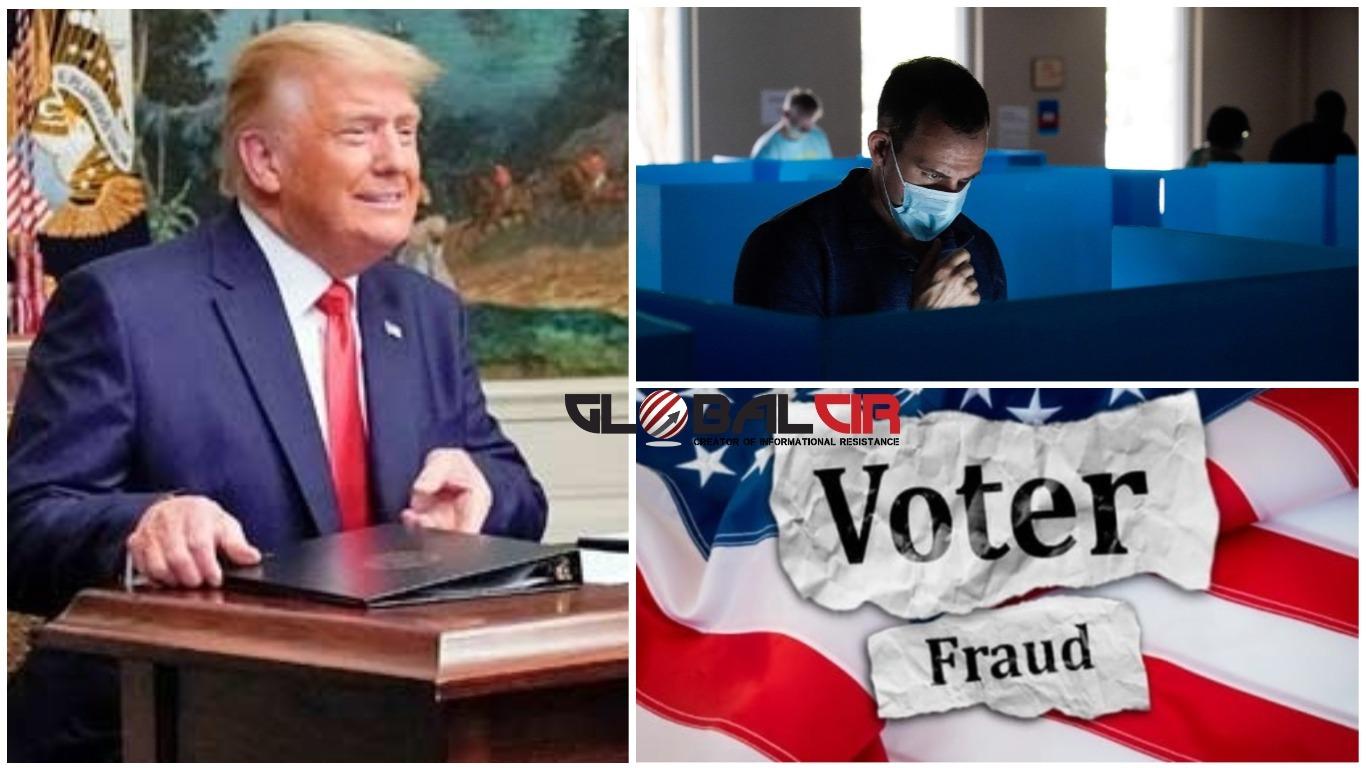 OVA UTRKA JOŠ NIJE GOTOVA, KINA ŽELI OVAKAV ISHOD! Predsjednik Tramp: 'Desila se masovna prevara, vrijeme i činjenice su na našoj strani; Bajden nije dobio više glasova od Obame, on nije mogao pobijediti ni Hillary'