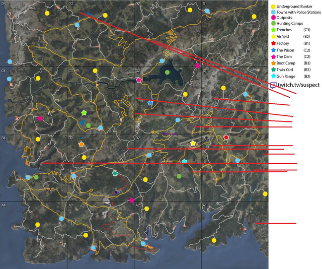 scum map 13