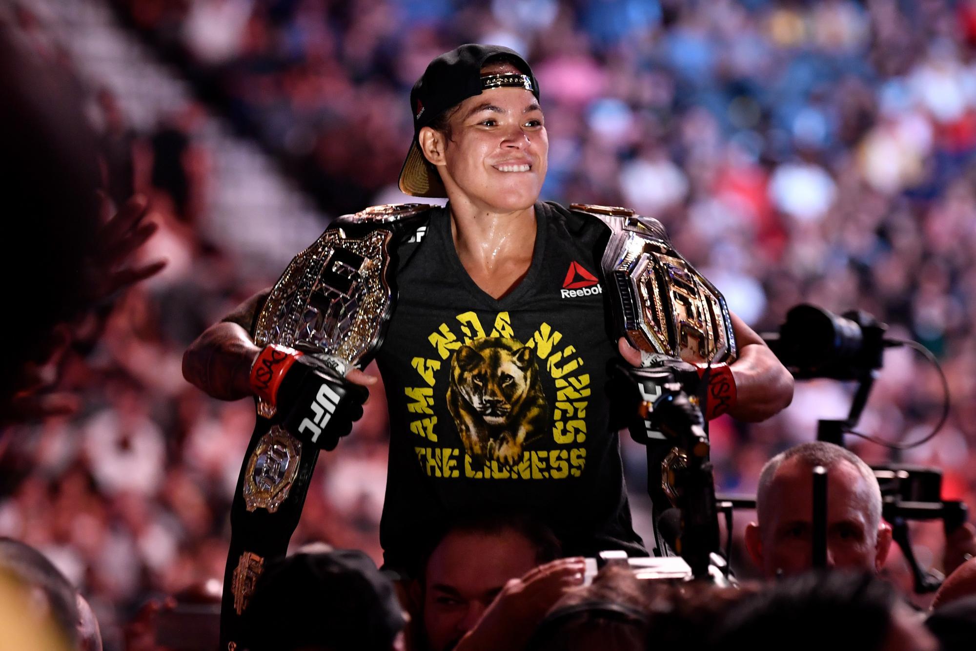 Аманда Нунеш се оттегли от боя с Андерсън на UFC 256