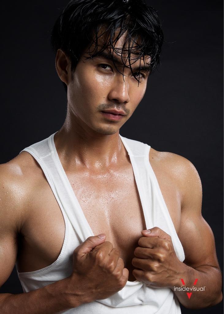 Trịnh Xuân Nhản (1994), gym model + diễn viên