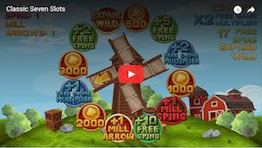 Classic Seven Slots Unity3d Game - 4