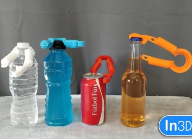 The Universal Bottle Opener - Cool Things to 3D Print