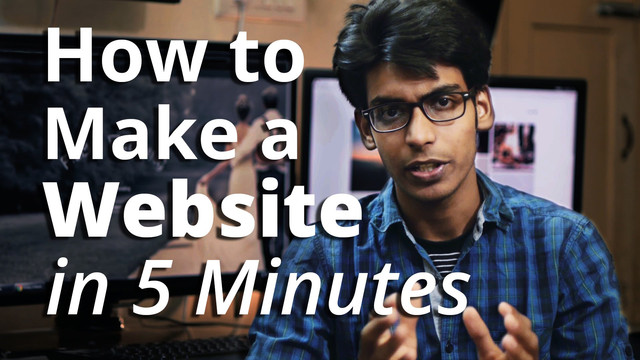 how-to-create-a-website-in-5-min