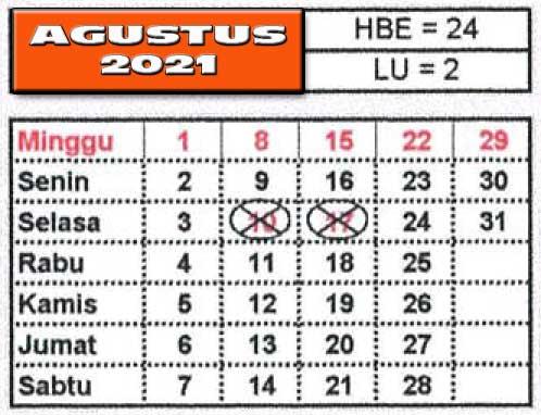 Agustus 2021