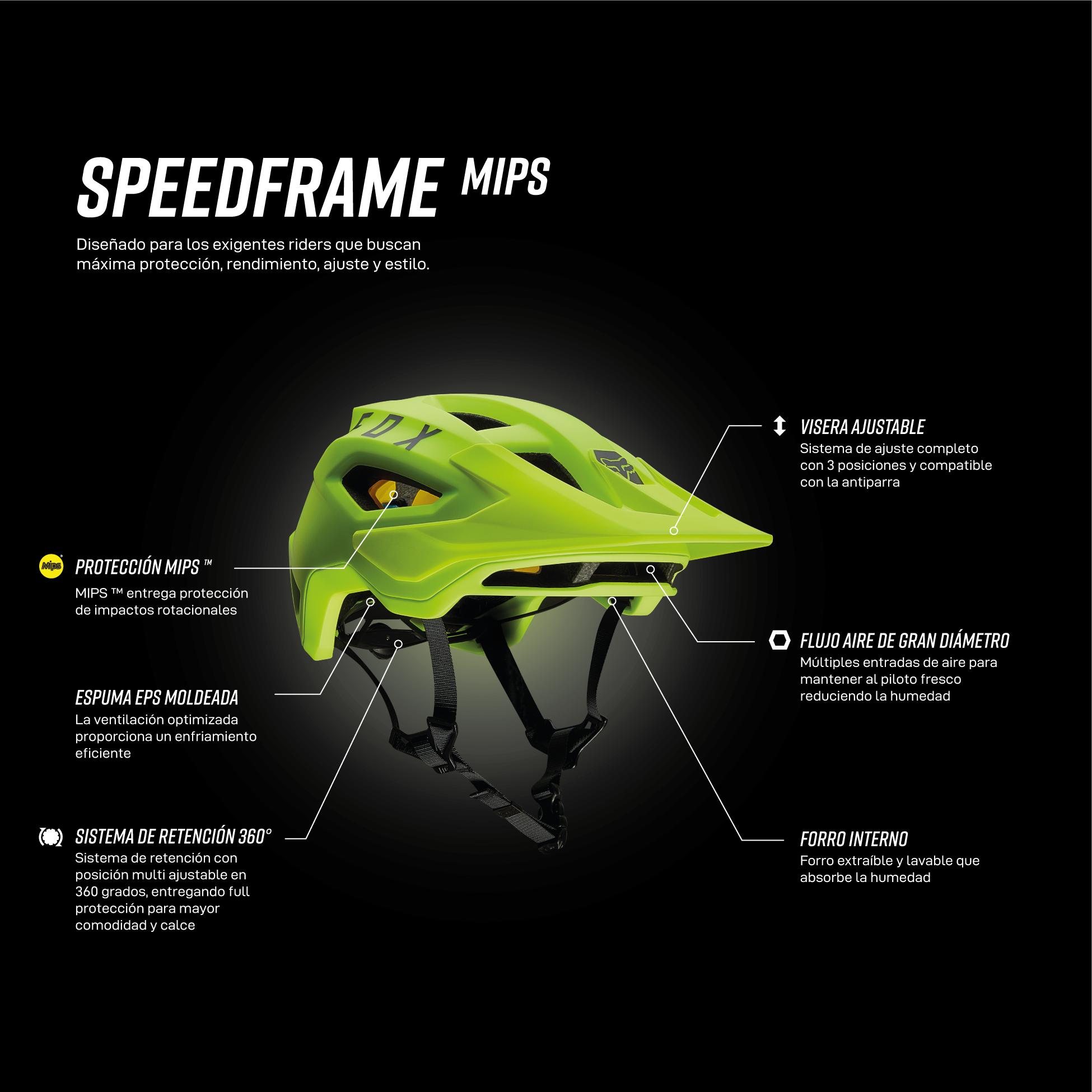 Speedframe-Mips-Amarillo-Fluor