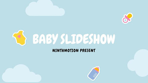 Kids Slideshow 33512075 - Project for After Effects (Videohive)