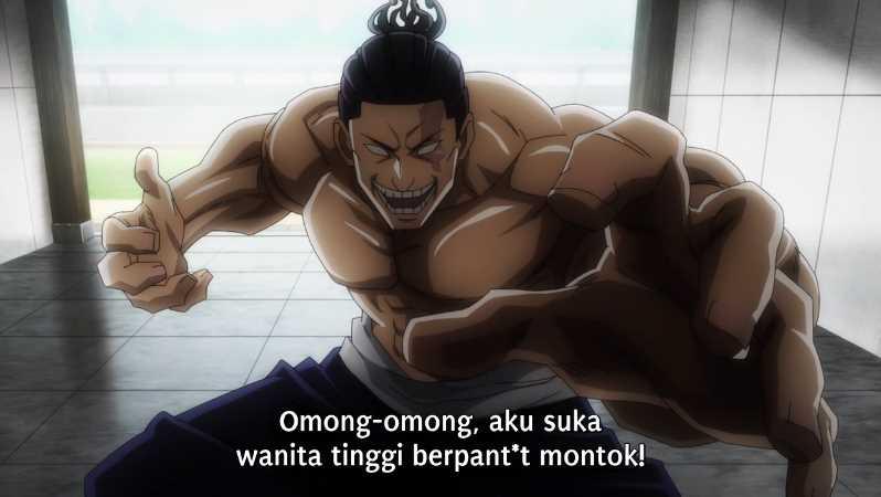 Jujutsu Kaisen Episode 8 Subtitle Indonesia