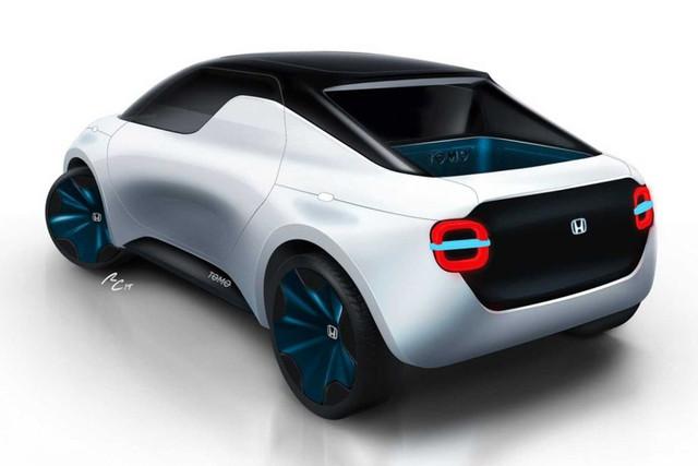 2019 - [Honda] Tomo Concept (Geneve) T1