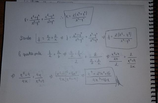 Equação Algébrica  Image