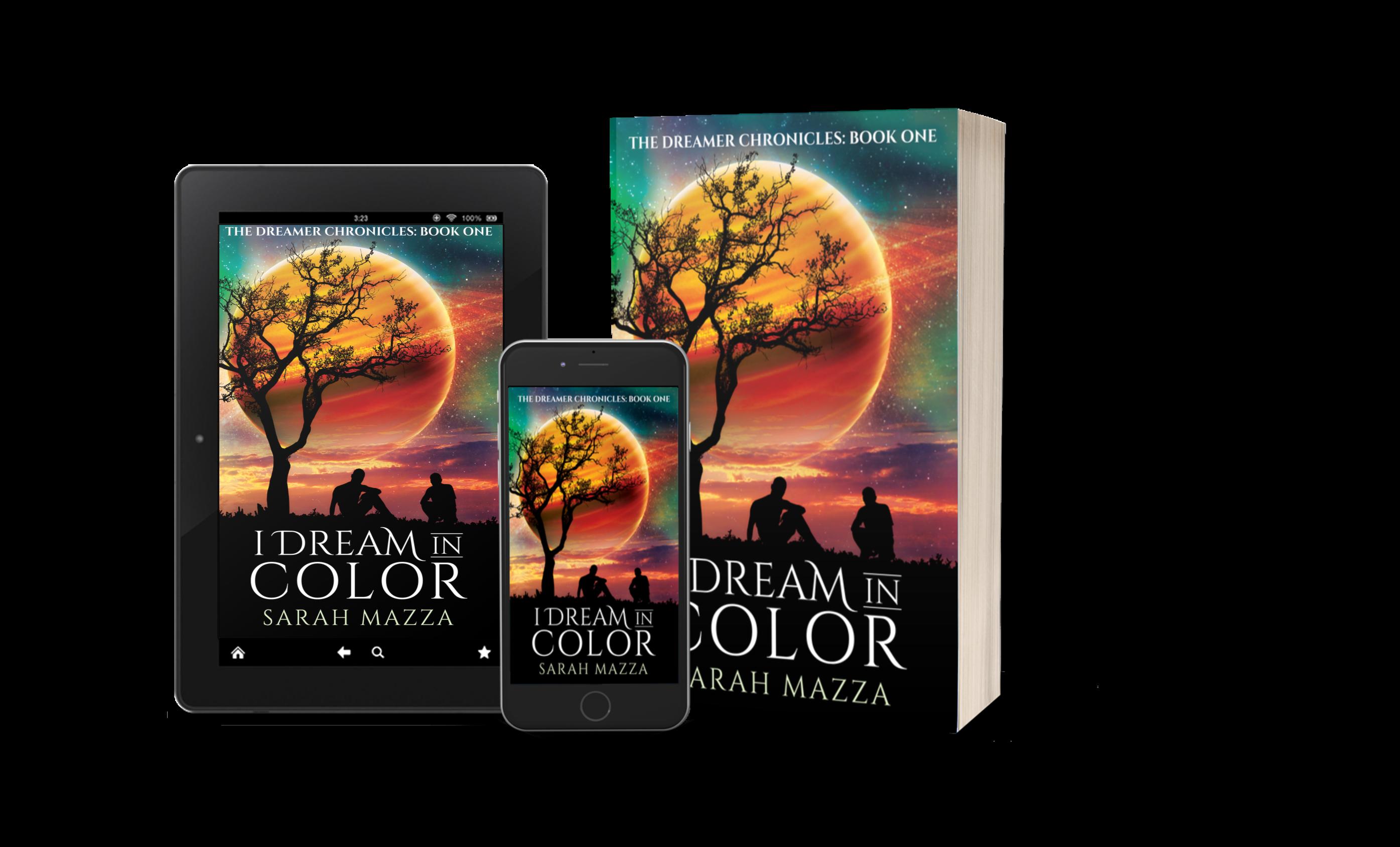 I Dream in Color cover