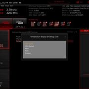 BIOS 02 Display - Testers Keepers mit MSI MPG Z590 Gaming Force