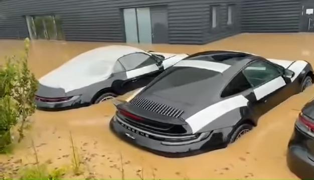 Brand-New-Porsches-Under-Water-In-German-Dealership-After-Disastrous-Rains-1-1-screenshot