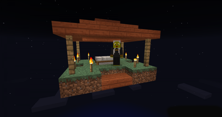 Nightmares для Minecraft 1.12.2 (EN/RU)