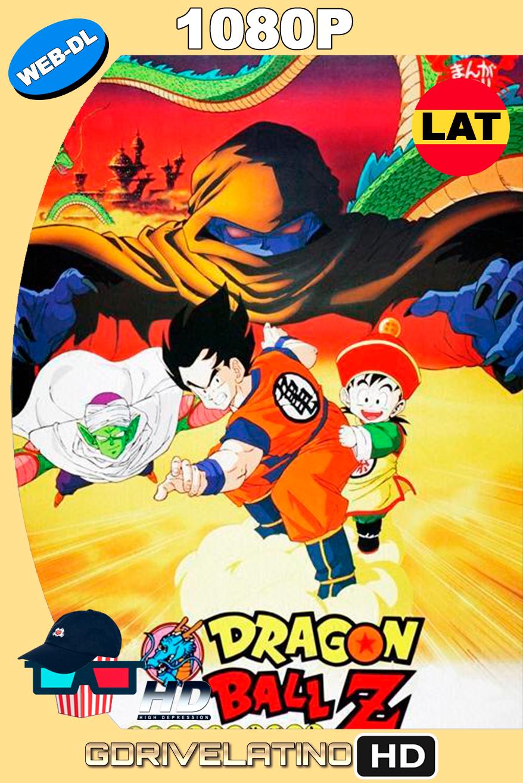 Dragon ball Z: Devuélvanme a mi Gohan (1989) WEB-DL 1080p Latino-Japonés MKV