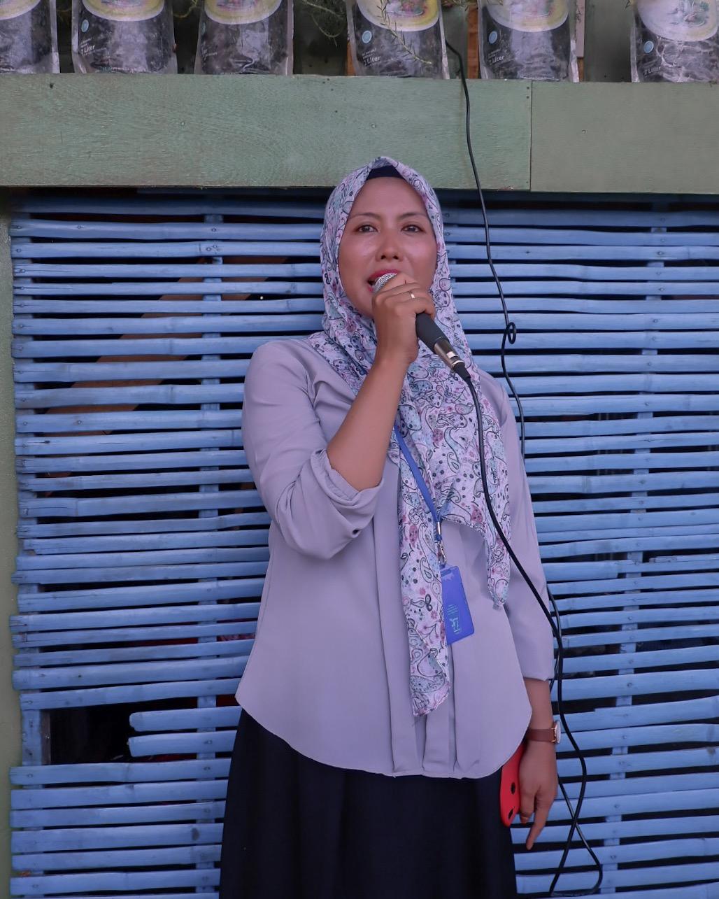 Koordinator Ternak Lele di Dasan Cermen