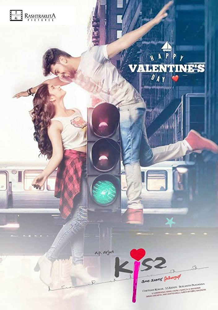 Kiss 2020 Kannada 720p HDRip ESub 1GB | 500MB Download