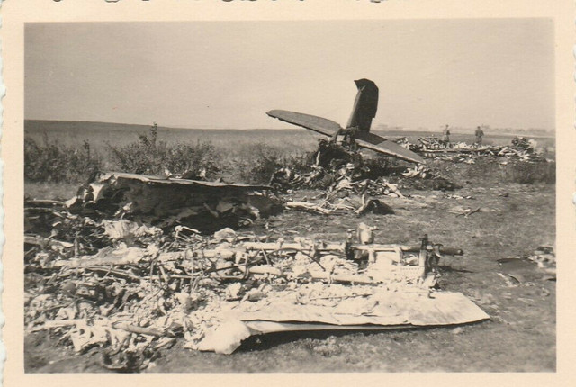 Top-Originalfoto-Russland-Konvolut-Flugzeuge-russischer-Bomber-Roter-Stern-57