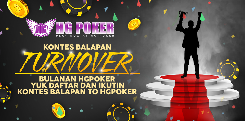 Agen Poker Online HGPOKER