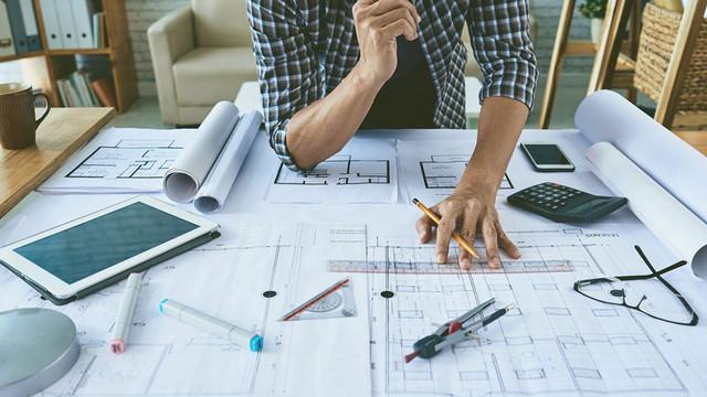 разработка проекта и плана дома
