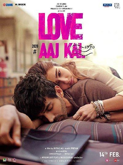 Love Aaj Kal (2020) Hindi 480p x264 400MB Esubs DL