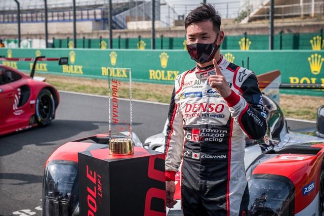 Retour en images sur un week-end exceptionnel pour TOYOTA GAZOO Racing qui remporte les 24 Heures du Mans et le Rallye de Turquie  Wec-2019-2020-rd-202