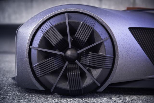 Nissan « GT-R(X) 2050 » : Le Projet D'un Stagiaire Devient Réalité Nis-GTR-2050-11-source