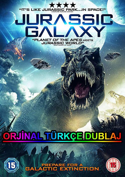 Jurassic Galaxy   2018   BDRip   XviD   Türkçe Dublaj   m720p - m1080p   BluRay   Dual   TR-EN   Tek Link