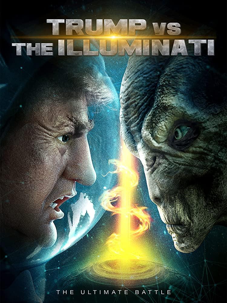 Trump vs the Illuminati 2020 English 720p HDRip 800MB Watch Online