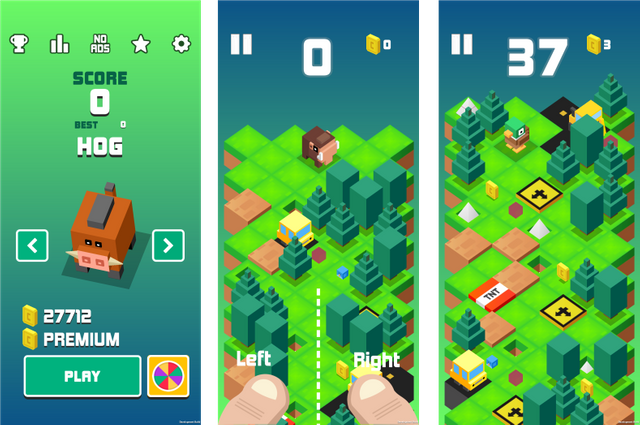 Unity Game Android - Lost In Homeland   Achievement + Leaderboard + IAP - 2