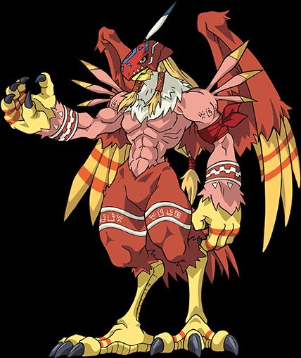 Garudamon-tri