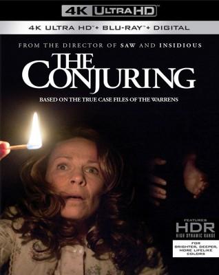 L'evocazione - The Conjuring (2013) .mkv UHD 4K ITA/ENG WEBRip 2160p x265 - Sub
