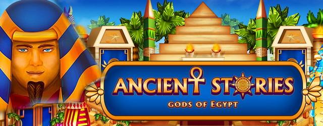 Ancient Stories: Gods of Egypt [v.Final]