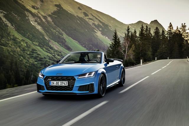 Accent sportif : l'Audi TTS competition plus A208522-medium