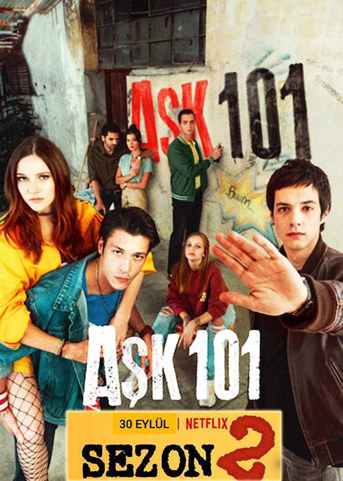Aşk 101   2021   NF   Yerli Dizi   2.Sezon   Tüm Bölümler   BoxSet   m1080p   WEB-DL   Sansürsüz   Tek Link